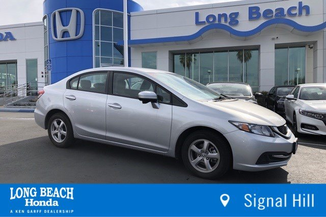 Pre-Owned 2014 Honda Civic Sedan CNG