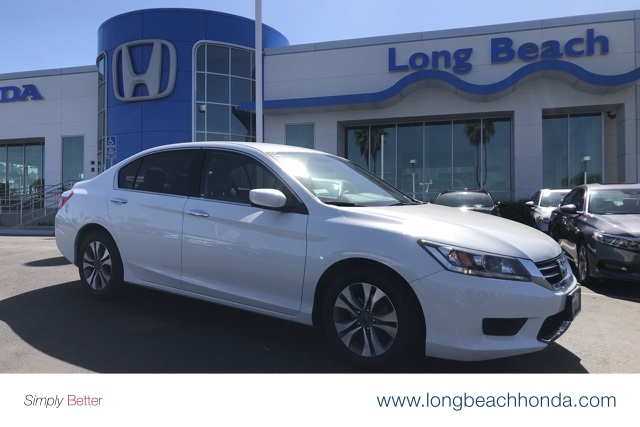 Pre Owned 2014 Honda Accord LX