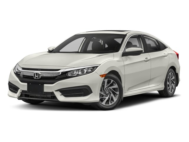 Certified Pre-Owned 2018 Honda Civic Sedan EX