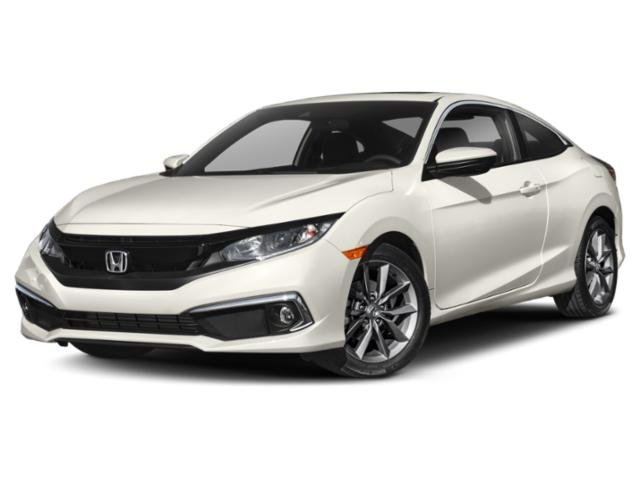 Certified Pre-Owned 2019 Honda Civic Coupe EX