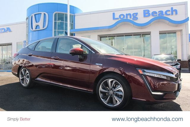 New 2018 honda clarity plug in hybrid base 4d sedan in for Long beach honda dealer