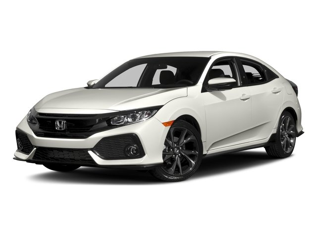 Certified Pre Owned 2017 Honda Civic Hatchback Sport