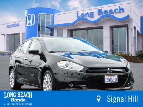Pre-Owned 2016 Dodge Dart Limited