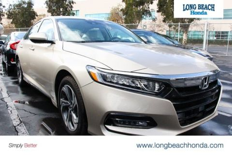 New 2018 Honda Accord Sedan EX 1.5T