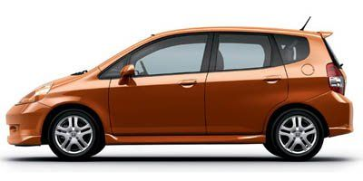 Pre Owned 2007 Honda Fit Sport