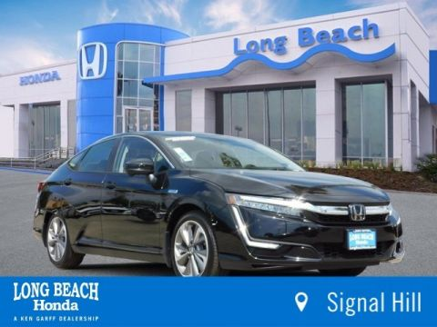 New 2019 Honda Clarity Plug-In Hybrid Base