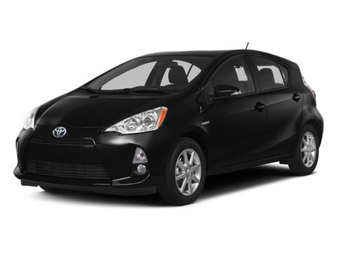 Pre-Owned 2014 Toyota Prius c Three