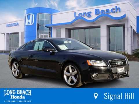 Pre-Owned 2010 Audi A5 2.0L Premium Plus